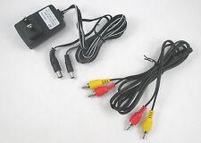 USA SELLER NES Original NES Hookup Connection Kit AC Adapter Power Cord AV Cable