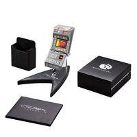 Star Trek Starfleet Tr590 Mark Ix Tricorder 1:1 Prop Replica Roddenberry Tng Tos
