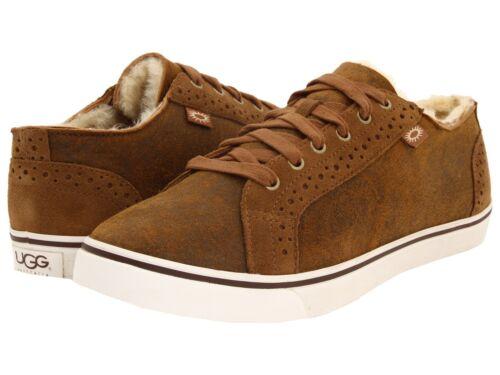 Authentic 100 Ugg Chestnut Bomberjacke 3257 Australia Herren Roxford Leather Tf nTxw1OfqPU