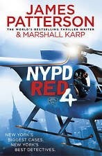 NYPD Red 4, Patterson, James, New condition, Book