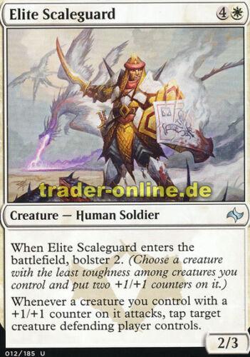 cabane gardiens-Elite 2x Elite scaleguard Fate reforged Magic