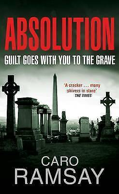 1 of 1 - Absolution: An Anderson and Costello Thriller, Ramsay, Caro, Very Good Book