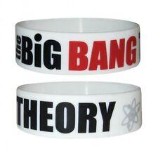 Gummi Armband The BIG BANG THEORY  ca65 x 24mm NEU Wristband
