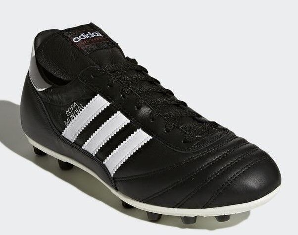 Buy adidas Copa Mundial Mens Size 10.5 Black Leather Soccer Cleats Shoes UK  10 online  33e4dc8d99