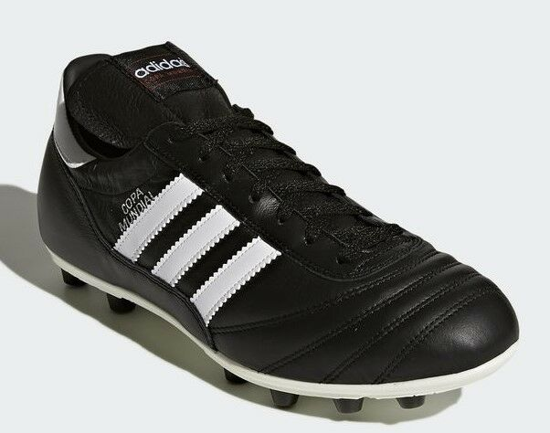 1ac079350fafc7 adidas Copa Mundial Mens Size 10.5 Black Leather Soccer Cleats Shoes UK 10  for sale online