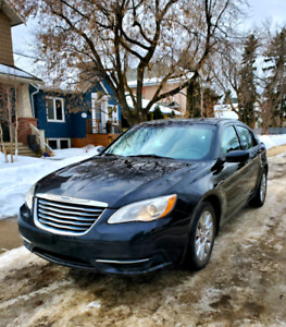 2013 Chrysler 200 LX with Passed Inspection Report