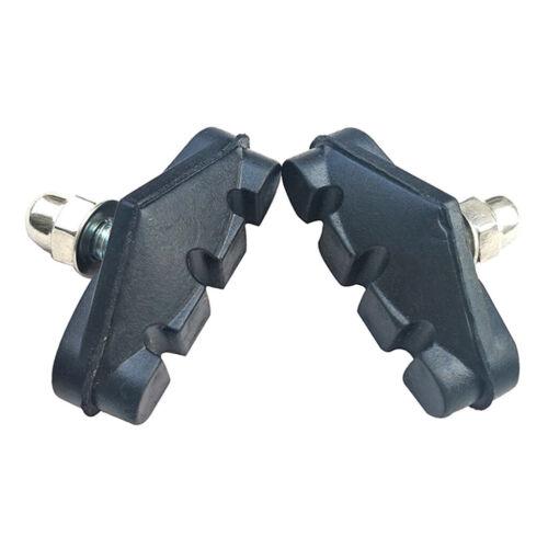 1 Paar Rennrad C Bremsbacken Pads Blöcke Bremssattel Bremshalter