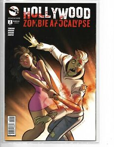 HOLLYWOOD-ZOMBIE-APOCALYPSE-2-COVER-B-ZENESCOPE-COMICS