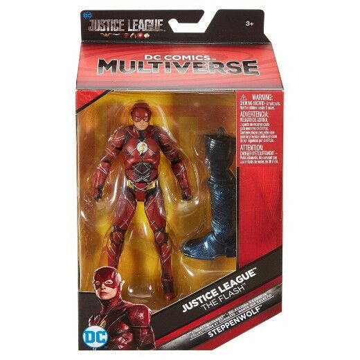 Dc comics multiversum justiz liga - flash 6  - figur