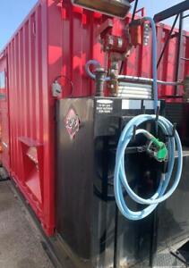 125KVA Skidded Diesel Generator with Support Shack 1/3 phase Saskatchewan Preview