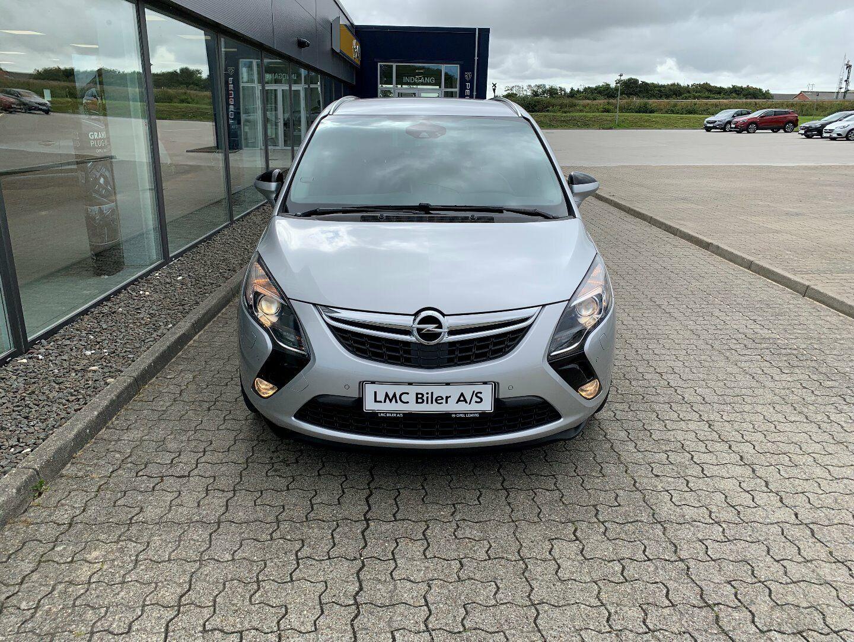 Opel Zafira Tourer 1,6 CDTi 134 Enjoy 7prs