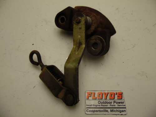 John Deere 2500 Greensmower LH Brake Caliper Assembly AMT5131 MT6277 MT4047