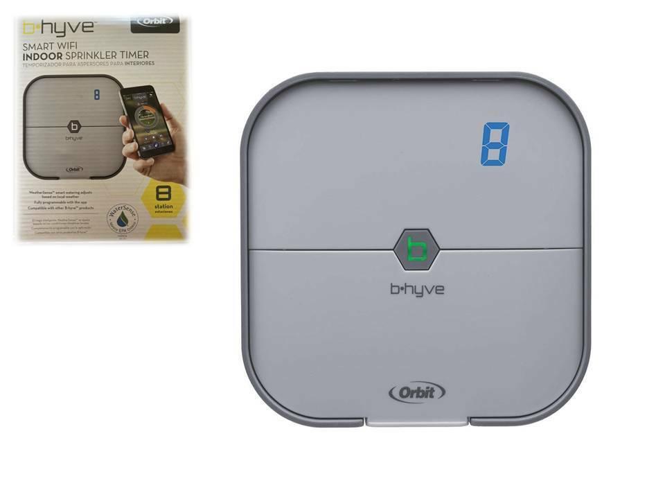 Orbit B-hyve 8-Zone Smart Indoor Sprinkler Controller #57925