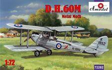 De Havilland Dh.60m Metal Moth Scale Plastic Model Kit by Amodel 72282