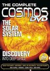 Complete Cosmos The Solar System/discovery Into Deep Space - DVD Region 2 BRAND