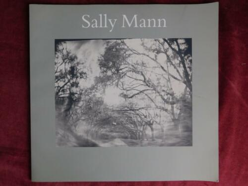 SALLY MANN MOTHER LAND, LANDSCAPES of GEORGIA & VIRGINIARARE 1997 SIGNED