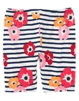 GYMBOREE BLOOMING NAUTICAL NAVY STRIPE POPPY BIKE SHORTS 3 4 5 6 7 8 9 10 12 NWT