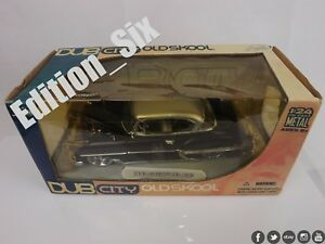 Jada Toys 1:24 1953 Chevrolet Belair Classic American Street Rod Voiture