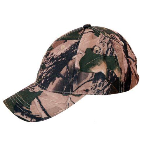 FOREST CAMO BASEBALL CAP