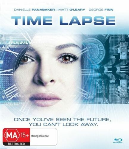 1 of 1 - Time Lapse * Danielle Panabaker*, (Blu-ray, 2015)  BRAND NEW REGION B