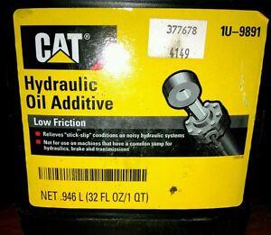 Caterpillar Hydraulic Oil Additive Ebay