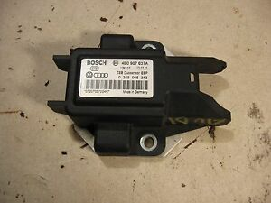Details about Audi A6 Allroad Esp Turn Yaw Rate Control 4B0907637A
