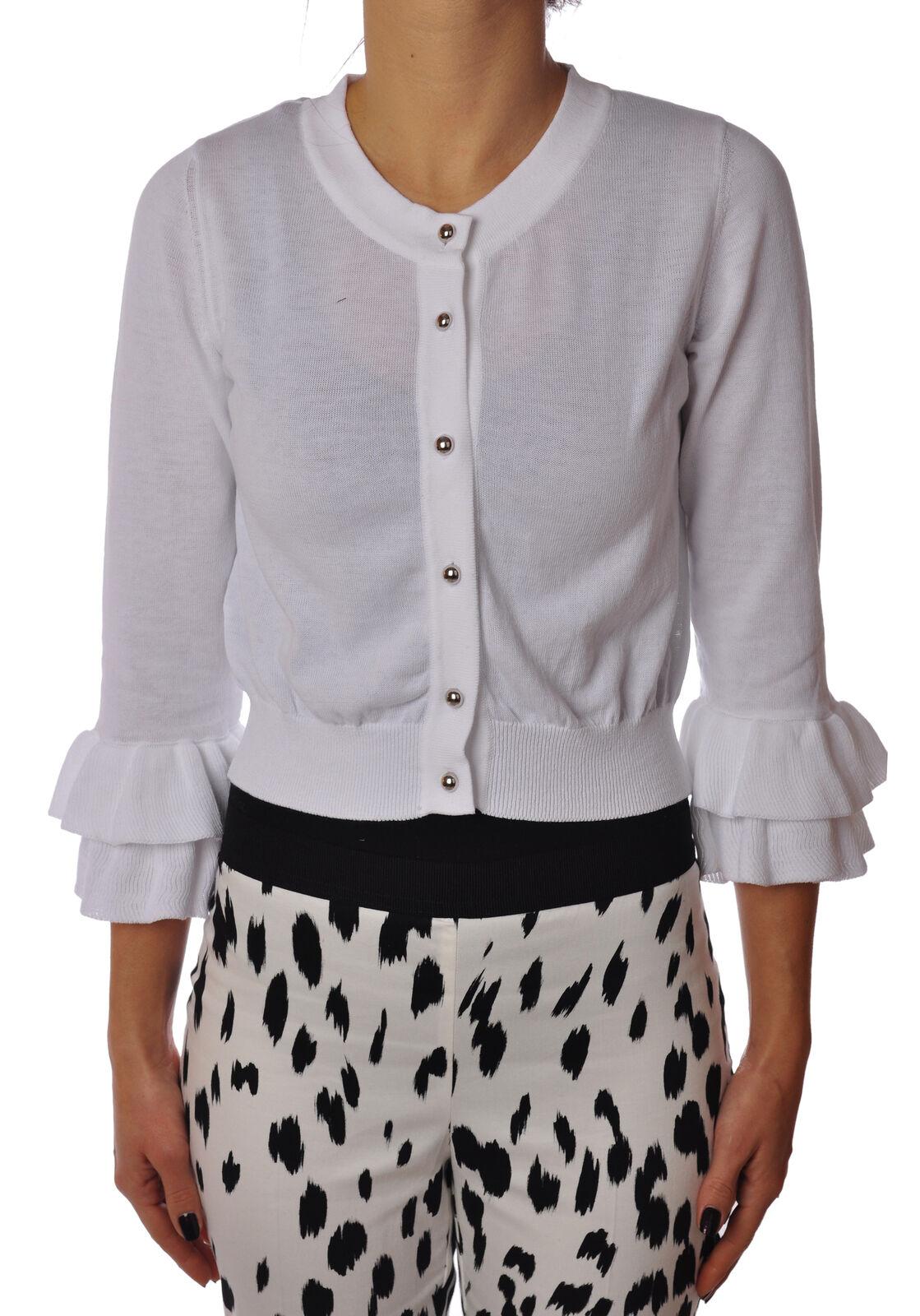 Pinko  -  Wrap cardigans - Female - White - 3075110A184713