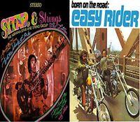 Nirvana Sitar & Stri - Sitar & Strings - Easy Rider [new Cd] on Sale