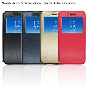 Coque-Livre-Fenetre-Premium-pour-Vodafone-Smart-N10-4G-5-67-034