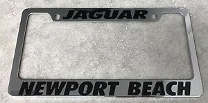 High Quality Image Is Loading NEW Jaguar Newport Beach Stainless Steel Chrome Metal