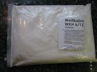 Weißkalkhydrat 1,8kg, Weißkalk, Kalkanstrich, Baumanstrich, Teichkalkung, Kalk