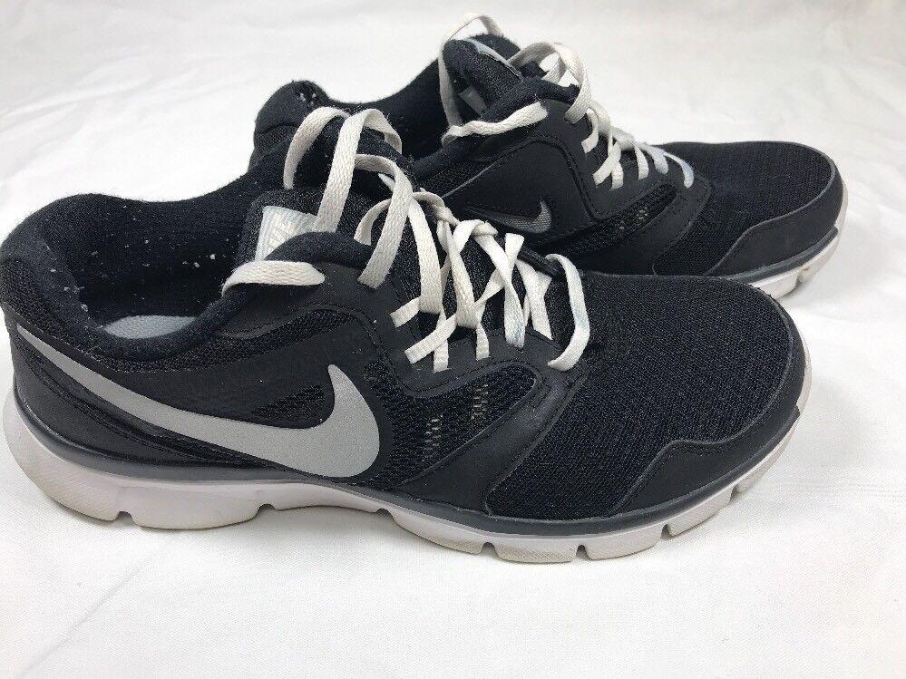 Nike Nike Nike - flex esperienza rn 3 uomini in formazione scorpe 7,5 nero, grigio e bianco   Design lussureggiante    Prezzo Ragionevole    Grande Vendita Di Liquidazione  785c7d