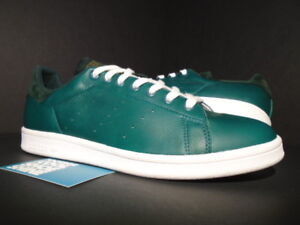 reputable site 5d9dc 51b2d Details about ADIDAS STAN SMITH CUSTOM 1 OF 1 SAMPLE SUPERSTAR DEEP FOREST  PINE GREEN WHITE 9