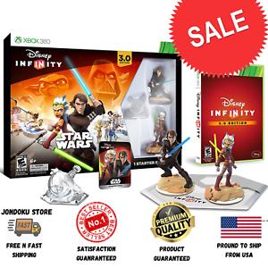 Disney-Infinity-3-0-Edition-Star-Wars-Starter-Pack-for-Xbox-amp-Wii-U-Brand-NEW