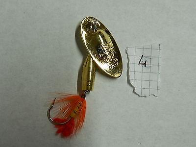 Cucchiaino monoamo MARTIN originale N 4 per pesca fiume e lago acqua dolce H80