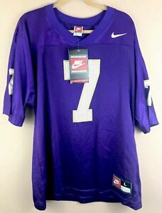 best cheap 7f7dc 323c0 Details about NEW NCAA University of Washington Huskies Vintage Nike  Football Jersey Adult L