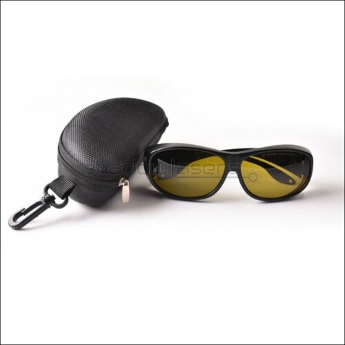 T5 Safety Glasses For 190-420/&850-1300nm IR Infrared Laser Protective Goggles UK