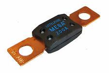 Leistungssicherung MEGA 200A von LittelFuse Hochstrom Sicherung kfz Auto Fuse