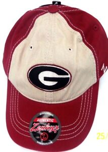 8140980bd2a Image is loading Georgia-Bulldogs-Mens-Zephyr-NCAA-Adjustable-Slide-Strap-
