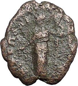 SEPTIMIUS-SEVERUS-Nicopolis-ad-Istrum-Rare-Ancient-Roman-Coin-Demeter-i49387