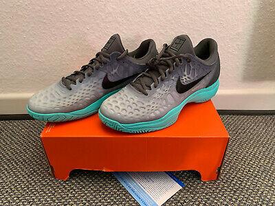 Nike Zoom Cage 3 HC 918193 001 Taille 4410 Nadal Federer Dimitrov Delpo | eBay