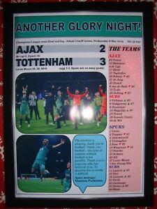 Tottenham 3 Arsenal 1 1991 FA Cup Semi Final Photo Memorabilia