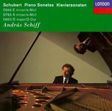 `Schiff, Andr?s`-Schubert: Piano Sonatas Vol 2;  CD NEW