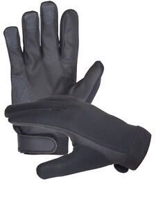 Neoprene-Police-Search-Shooting-Tactical-gloves