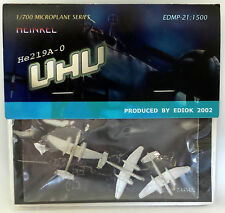AVIATION : HE219A-0 HEINKEL 1.1500 SCALE METAL MODELS MADE BY EDIOK IN 2002 (BY)