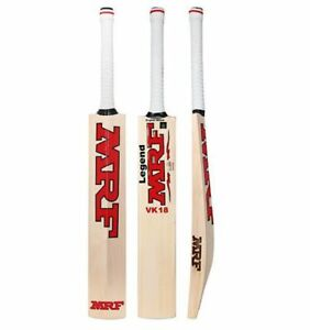 Cricket-Bat-MRF-VK18-LEGEND-English-Willow-hand-selected-AU-Stock