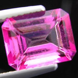 Wonderful-2-25-ct-Faint-PinkTopaze-Emerald-cut-VVS-origin-Brazil