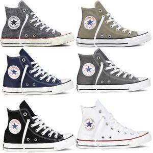Converse-Chuck-All-Star-Classic-Hi-42-46-Turnschuhe-Chucks-Sportschuhe-Herren