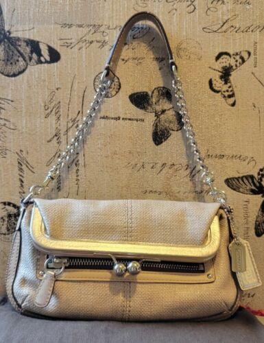 Coach bonnie cashin Shoulder Bag Vintage EUC