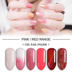 Lavender-Violets-8ml-Red-Pink-Range-UV-LED-Soak-Off-Nail-Gel-Polish-Christmas